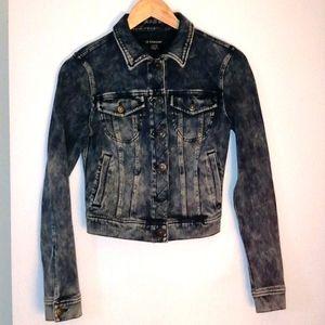 Le château jean jacket size xsmall